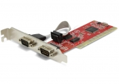 KONTROLER PCI RS232 COM DB9 UNITEK Y-7503 W7/8
