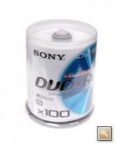 CDR DVD+R SONY 4.7GB
