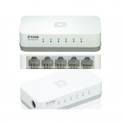 SIEC SWITCH D-LINK GO-SW-5E 5Port 100Mb/s