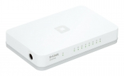 SIEC SWITCH D-LINK GO-SW-8G 8Port 1000Mb/s 1Gb/s