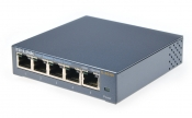SIEC SWITCH TP-LINK TL-SG105 5P 1000Mb/s METALOWY
