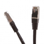 SIEC KABEL PATCHCORD FTP START.LAN CAT.5 EKRAN. 1M