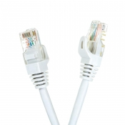 SIEC KABEL PATCHCORD CAT.5e RJ45 TLU5E15MG 15M