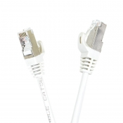 SIEC KABEL PATCHCORD CAT.5e RJ45 7.5M FTP EKRAN