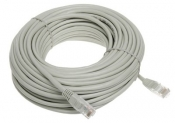 SIEC KABEL PATCHCORD CAT.5e RJ45 STLU5E20MG 20M