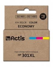 TUSZ DO HP COLOR NR301XL CH564EE KH-301CR ACTIS