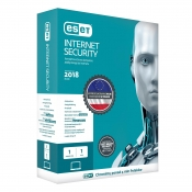 PROGRAM ANTYWIRUSOWY NOD32 ESET INTERNET SEC1U 24M
