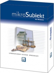 PROGRAM INSERT MIKROSUBIEKT